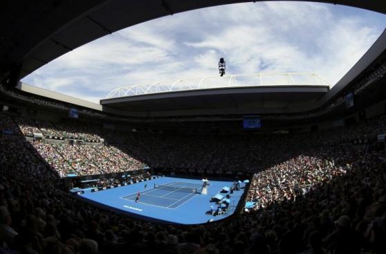 Nadal y sus reacciones al ser eliminado del Australian Open