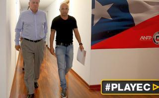 Jorge Sampaoli ya no será el DT de la selección chilena [VIDEO]