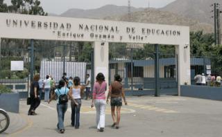 Chosica: estudiantes tomaron campus de universidad La Cantuta