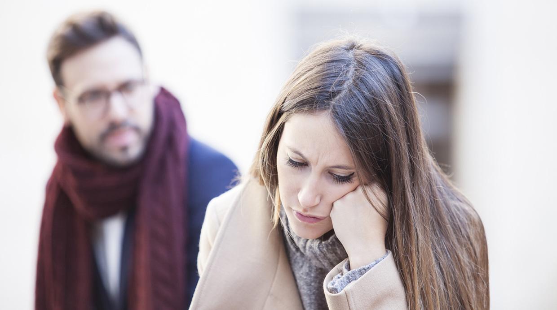 Seis señales de que el miedo te impide terminar una relación