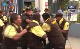 Estudiantes que tomaron campus de La Cantuta fueron desalojados