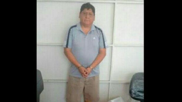 Ex miembro del Grupo Colina fue capturado en Comas