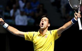 """Djokovic y sus 100 errores: """"No puedo jugar peor que hoy"""""""