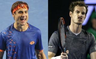 Murray y Ferrer se enfrentan en cuartos de Abierto de Australia