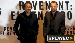 """González Iñárritu quiere descansar tras """"El renacido"""" [VIDEO]"""
