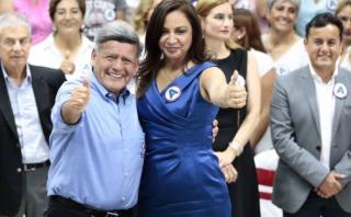 """Marisol Espinoza: """"César Acuña no fue a comprar conciencias"""""""