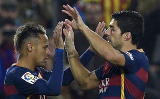 Barcelona: Luis Suárez anotó así el empate ante Athletic Club
