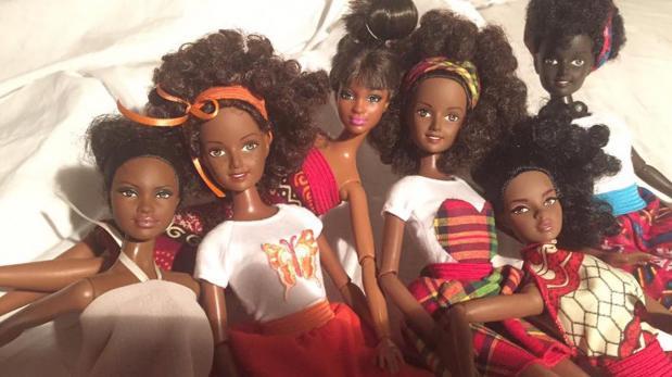Malaville Dolls, las muñecas que muestran una belleza diferente