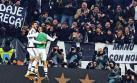 Juventus goleó y ya se siente en la final de la Copa Italia