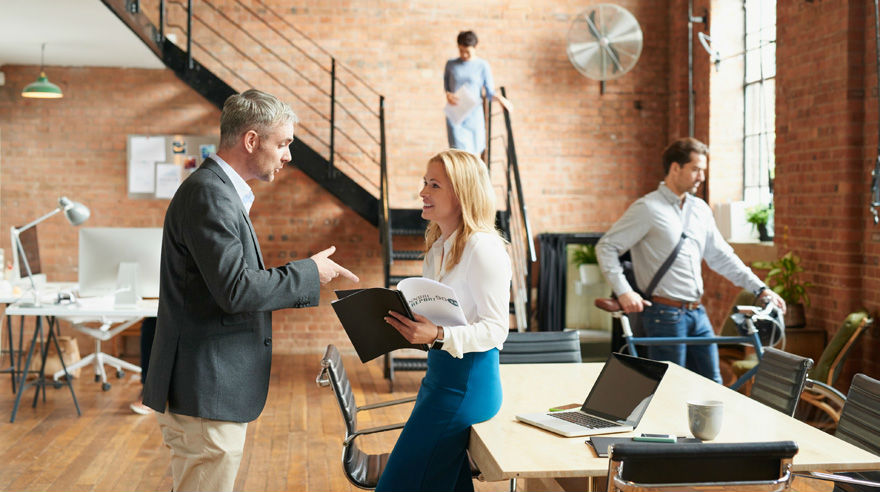 Coworking: emprender sin los costos fijos de oficina
