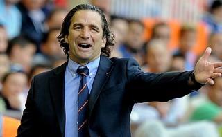 Juan Antonio Pizzi, ex San Martín, es nuevo entrenador de Chile