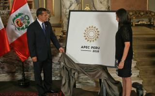Humala oficializó la organización de la cumbre APEC 2016