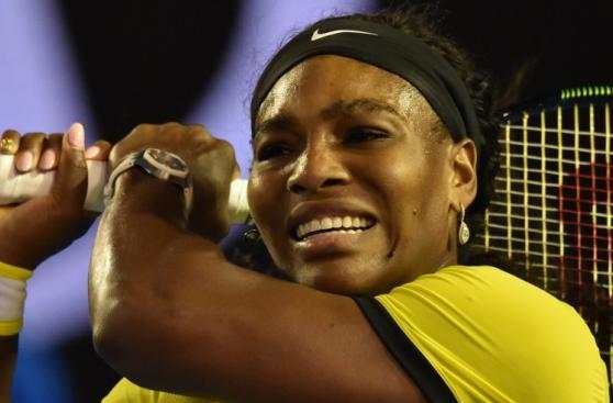 Serena Williams: su sufrimiento en derrota ante Kerber (FOTOS)