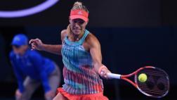 Kerber y el sensacional punto con el que sorprendió a Serena