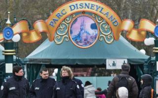Detenido de Disneyland París no irá a juicio por terrorismo