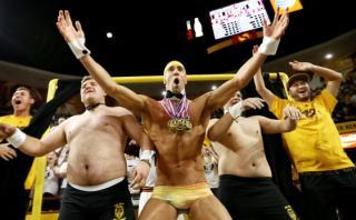 Michael Phelps: ¿Por qué apareció en calzoncillos en básquet?