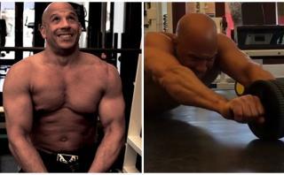 Vin Diesel responde así a críticas sobre su peso [FOTOS]