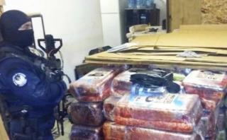 México y EE.UU. capturaron a 24 miembros del cártel de Sinaloa