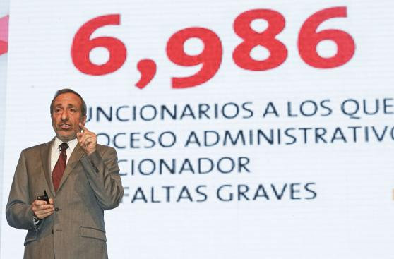 El Perú perdió S/3.000 millones por corrupción desde el 2010