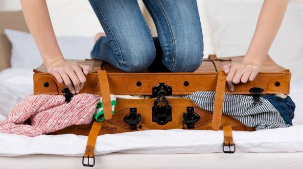 Ocho errores que debes evitar al momento de hacer tu maleta
