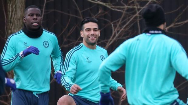 Chelsea no inscribió a Radamel Falcao para la Champions