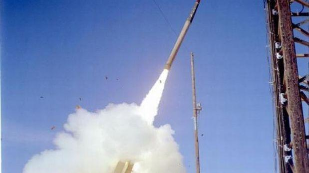 Estados Unidos enviará sistema antimisiles a Corea del Sur