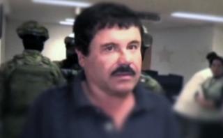 'El Chapo' denuncia en EE.UU. que México viola sus derechos
