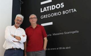 """Un recorrido por la exposición """"Latidos"""" de Gregorio Botta"""