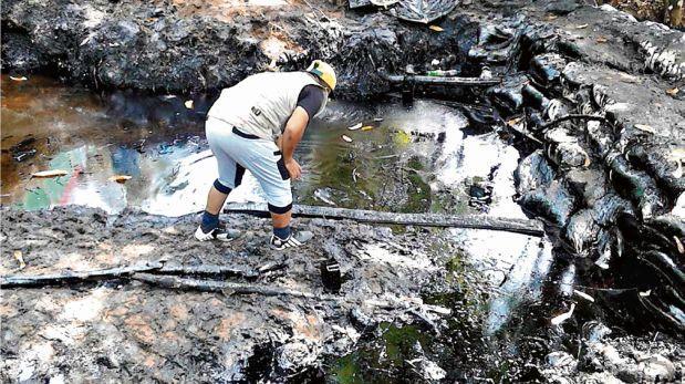 Crecen los daños en la Amazonía por derrame de petróleo