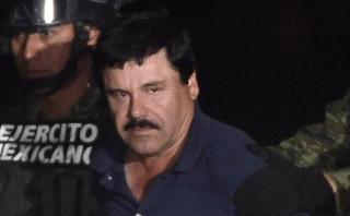 El Chapo sería juzgado en Nueva York si es extraditado