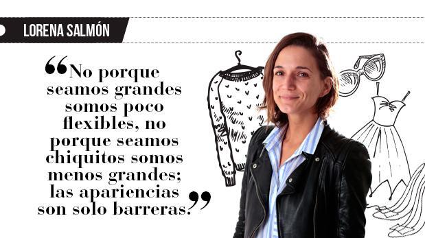 """Lorena Salmón: """"Tú haces la diferencia"""""""