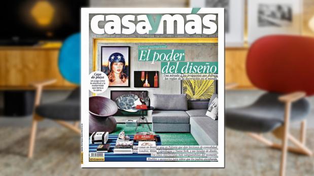 Ya está a la venta la nueva edición de tu revista Casa y Más