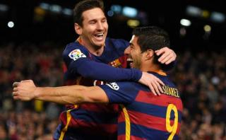 Barcelona: mira el increíble gol de penal entre Messi y Suárez