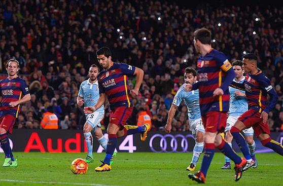 CUADROxCUADRO: el genial penal fabricado entre Messi y Suárez