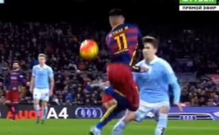 Neymar realizó una increíble jugada que impactó al mundo