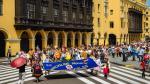 """Así fue la presentación en Lima del carnaval """"Pukllay"""" [FOTOS] - Noticias de jiron andahuaylas"""