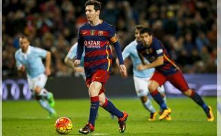 Inglés se volvió 'loco' al relatar penal de Messi y Suárez