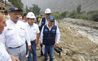 Chosica: reubicarán 139 familias que viven en quebrada Carosio