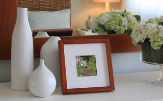 Siete maneras divertidas de utilizar los marcos en tu casa