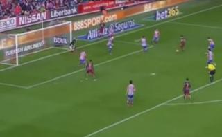 Doble combinación entre Messi y Suárez para este golazo [VIDEO]