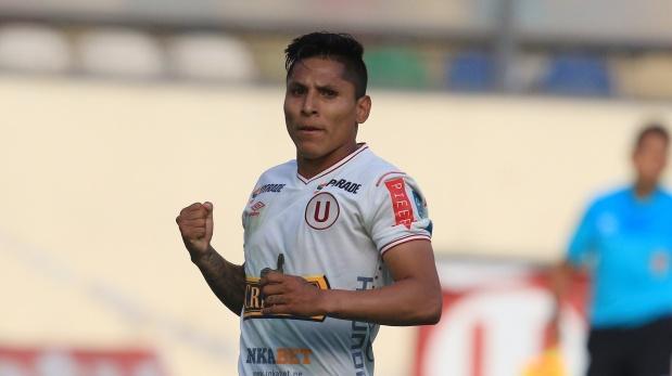 Raúl Ruidíaz deja Universitario para jugar en Tailandia