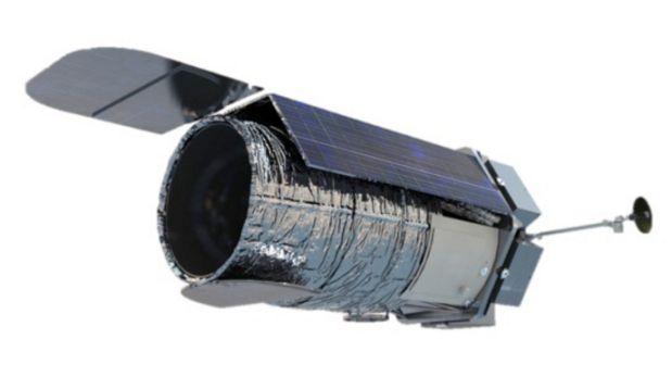La NASA lanzará telescopio cien veces más potente que el Hubble
