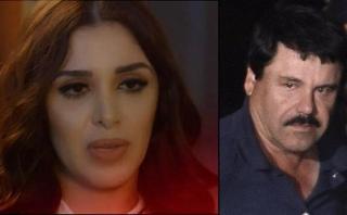 """La mujer de 'El Chapo' rompe su silencio: """"Temo por su vida"""""""