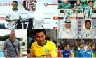 Futbolistas peruanos que jugaron en ligas desconocidas [FOTOS]
