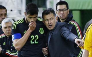 "Técnico de México afirma que Copa América ""es un muy buen reto"""