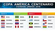 Copa América: Perú en el grupo B con Brasil, Haití y Ecuador