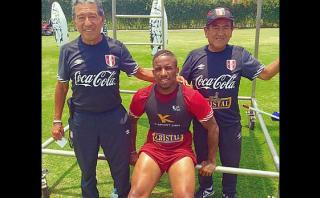 """Jefferson Farfán """"casi listo"""" para duelo de Perú ante Venezuela"""