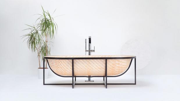 Otaku: un nuevo estilo de tina de madera