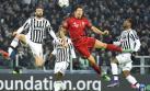 Juventus reaccionó y empató 2-2 con Bayern tras ir 2-0 abajo
