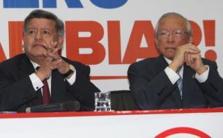César Acuña: La alianza electoral con Humberto Lay sigue firme
